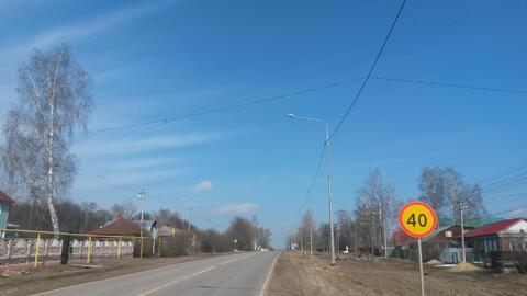 Деревня Яковлево участок 15 соток ЛПХ - Фото 1