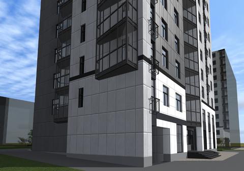 2-х комнатная квартира в новом доме на Благоева 21. Бизнес класс! - Фото 5