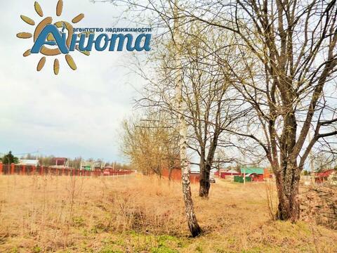 Продается земельный участок на границе Московской и Калужской областей - Фото 1