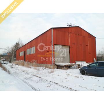 Сдается склад площадью 480 кв.м. по адресу: ул. Черняховского, 69б - Фото 4