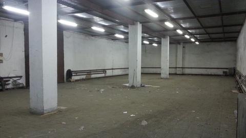 Склад, 600 м2 в аренду в Люберцах, Котельническая 4 - Фото 1