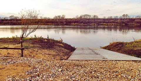 Теплый Дом 48кв.м. на берегу р.Ока на 8 сотках в п.Ланьшинский - Фото 4