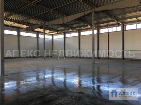 Аренда помещения пл. 500 м2 под склад, производство, Видное Каширское . - Фото 5