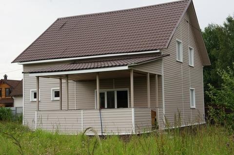 Дом 160 кв.м СНТ Флора д. Богдановка Чеховский район - Фото 3