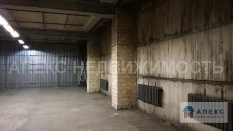 Аренда помещения пл. 295 м2 под склад, м. Алтуфьево в складском . - Фото 3