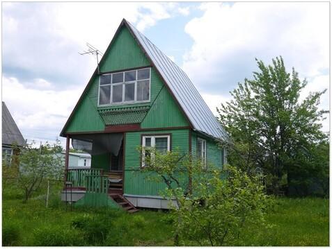 Уютная дача для яркого лета! Рядом ж/д станция Мачихино - Фото 1