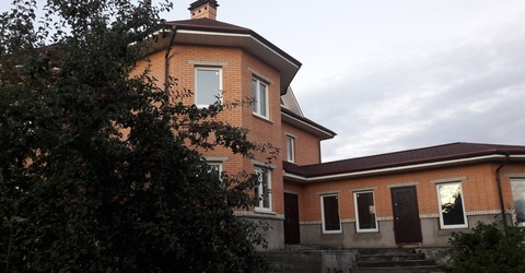 Коттедж рядом со МКАД, Губкино - Фото 1
