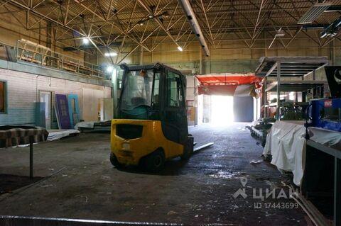 Аренда производственного помещения, Ставрополь, Ул. Индустриальная - Фото 1