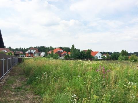 Участок 40 соток в д. Сурмино 39 км. от МКАД по Дмитровскому шоссе - Фото 1