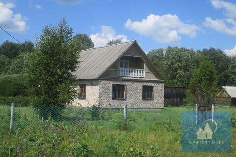 Огромный новый дом, участок 1оо соток, ИЖС, в краю сосен и озер, - Фото 1