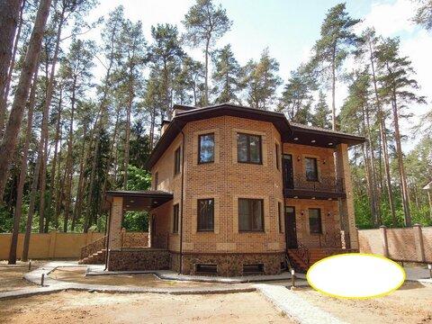 Дом 343 кв.м. на участке 15.5 соток в Раменском р-не, пос. Кратово - Фото 3