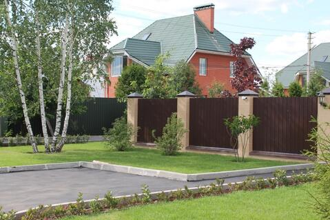 Дом 400 м2 на участке 12 соток в жилой деревне Жостово, 19 км от МКАД . - Фото 5