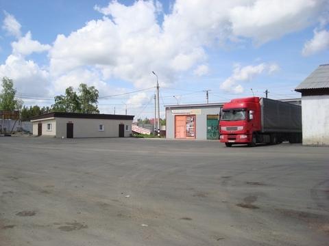 Продается производственная база в районе п. Мегет (Ангарский район) - Фото 4