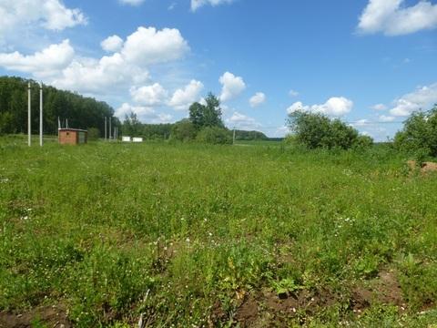 Участок земли 12 соток СНТ Удача возле д. Татариново, Ступинского р-на - Фото 2