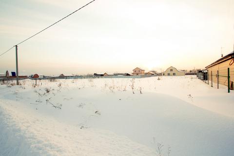 Участок 12сот, п.Богандинский, ул.Чернышевского, Тюменский район - Фото 5