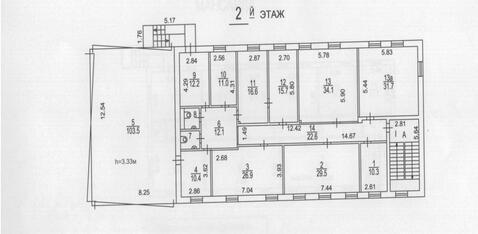 Продажа здания 1183 кв.м.м. Нагорная, ул. Электролитный пр.3с23 - Фото 2