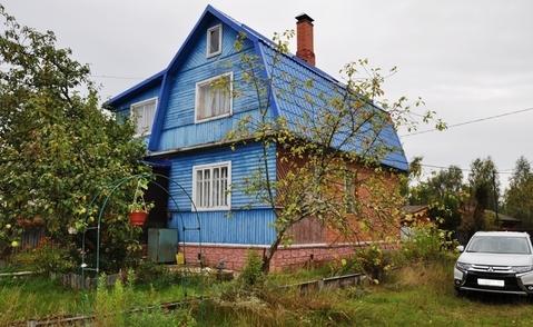 Дача 145 кв.м. на участке 12 сот. в СНТ Прибор д.Захарово 70км от МКАД - Фото 4