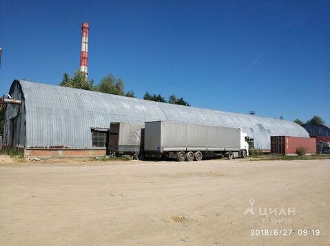 Аренда склада, Обнинск, Коммунальный проезд - Фото 1
