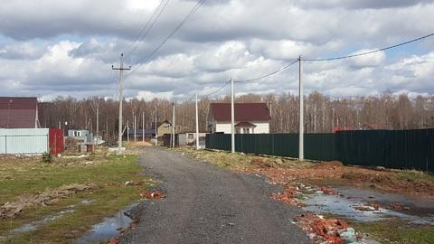 Участок 12 сот Новая Москва, Кленовское сельское поселение, с.Кленово - Фото 2