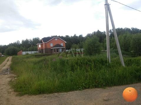 Продается участок, Дмитровское шоссе, 39 км от МКАД - Фото 1