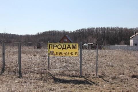 Продается участок, Бабяково с, Зеркальная - Фото 1