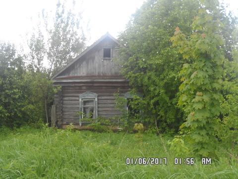 Продается земельный участок с домом - Фото 1