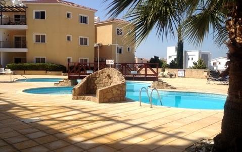 Прекрасный трехкомнатный Апартамент на верхнем этаже в Пафосе - Фото 2