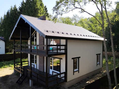 Продаётся новый дом 225 кв.м с уч. 10 соток - Фото 3