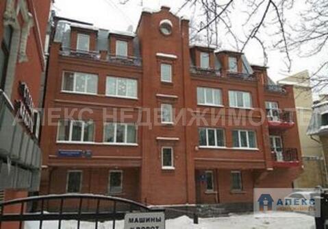 Аренда офиса 664 м2 м. Пушкинская в особняке в Тверской - Фото 1
