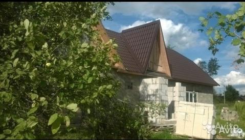 Дом по витебскому шоссе
