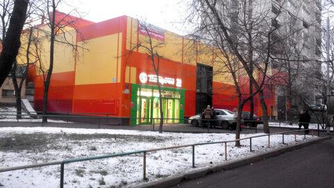 Стрит ритейл в Новогиреево