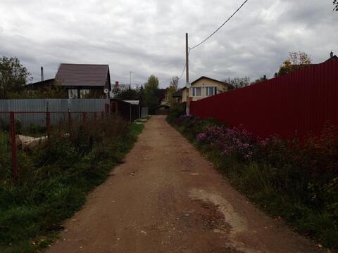 Участок 6 сот. , Новорижское ш, 60 км. от МКАД, Анашкино - Фото 4
