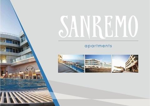 Апарт-отель Sanremo - Фото 1