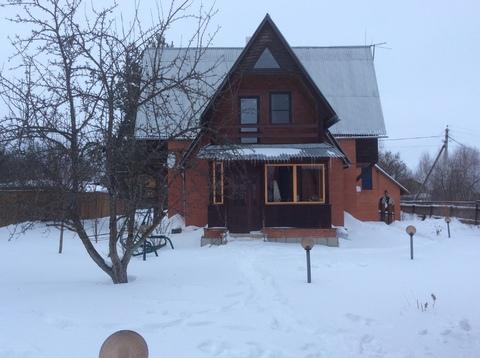 Дом в д.Косьмово Можайский район 700 м. до водохранилища - Фото 2