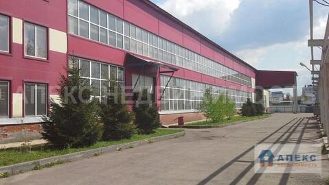 Продажа производства пл. 5560 м2 Одинцово Можайское шоссе - Фото 1