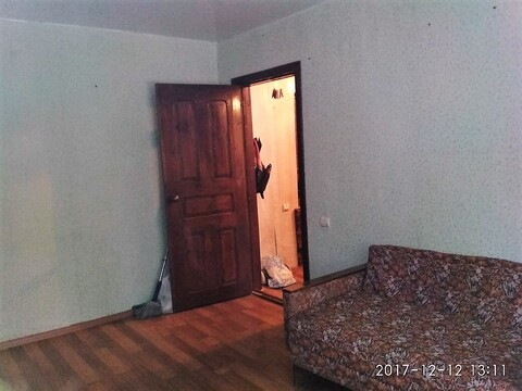 Кимры 1 комн. квартира в общ, в новом Савелово, хороший ремонт - Фото 5