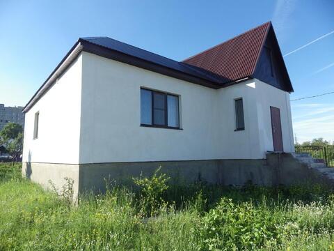 Продаётся новый дом из кирпича по улице Сенная 1б - Фото 2