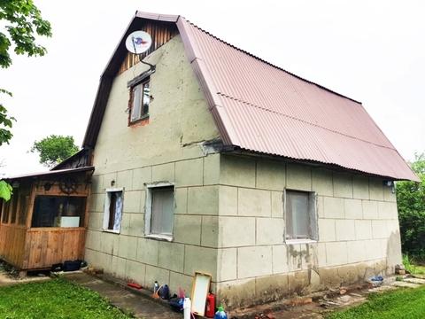 Дом из пеноблоков 95 (кв.м). Баня. Земельный участок 16.6 сотки. - Фото 1