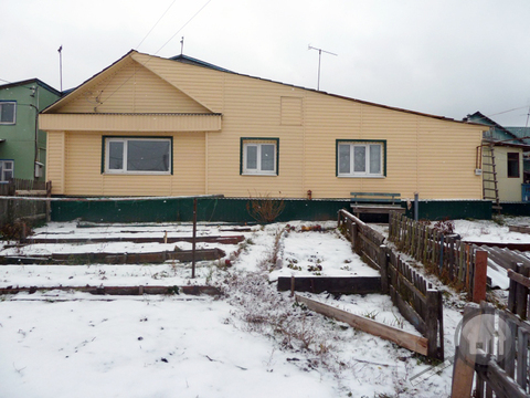 Продается часть дома с земельным участком, ул. Пилотная - Фото 1