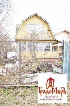 Продается дача, Орудьево с, 6 сот - Фото 1