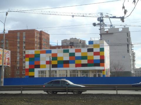 Аренда 110 кв отдельно-стоящее здание 2й этаж