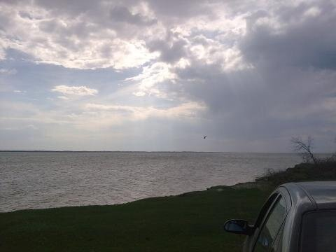Участок на берегу Цимлянского водохранилища - Фото 1
