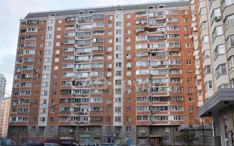 Квартира с евро-ремонтом в Люблино 15 мин. от метро. - Фото 1