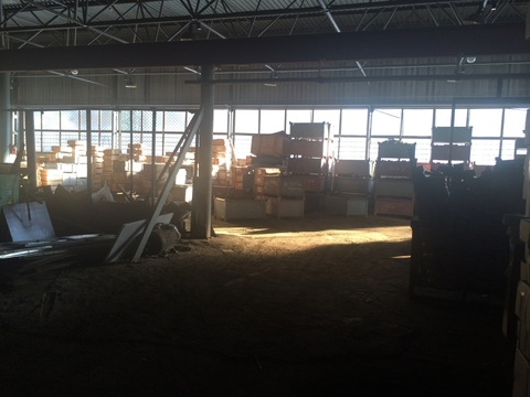 Аренда производственного помещения 1800 м2 с кран-балкой 5 тон - Фото 4