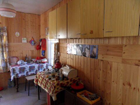 Бревенчатый дом в дер. Сабуриха Лежневского района Ивановской области. - Фото 5