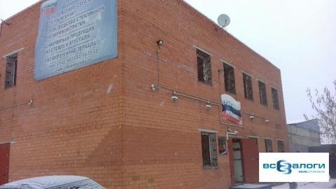 Продажа производственного помещения, Курган, Ул. Дзержинского - Фото 1