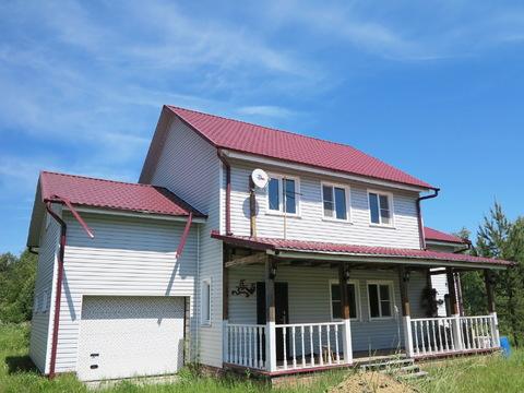 Большой дом 250 кв.м, 12 соток у леса, р-н Дорохово, 75 км МКАД. - Фото 3
