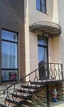 Сжм. Ашан. Новый кирпичный дом, 2 этажа на 6 сотках. - Фото 1
