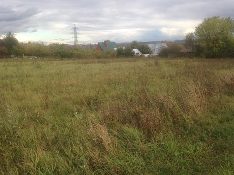 Земельный участок 15 соток в д. Бяконтово, Подольского района - Фото 4