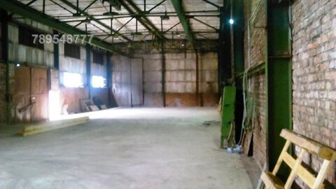 Сдается холодный склад площадью 504 кв, Аренда склада в Некрасовском, ID объекта - 900214636 - Фото 1